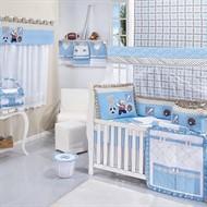 Quarto para Bebê sem Cama Babá Baseboll
