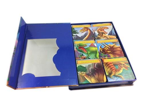Dinos –  Box com 6 Mini Livros