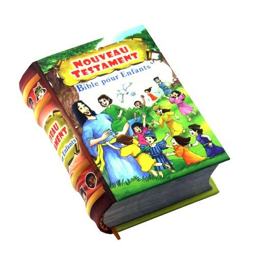 Noveau Testament - Bible Pour Enfants