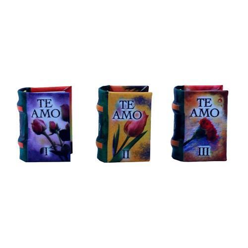Coleccion Te Amo I-II-III