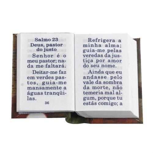 Livro Chaveiro dos Salmos