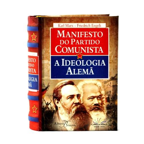 Manifesto Do Partido Comunista - A Ideologia Alemã