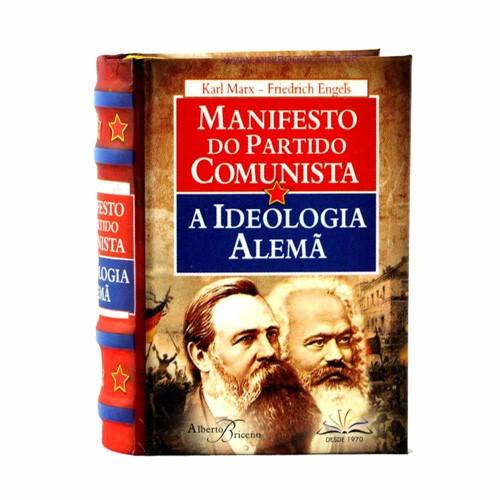 Manifesto Do Partido Comunista-A Ideologia Alemã-Texto Integral