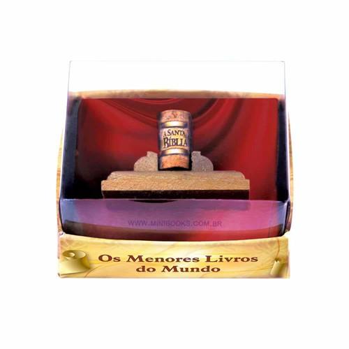 A Santa Bíblia - Micro Bíblia