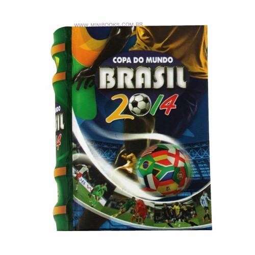 Copa Do Mundo Brasil 2014-Mini Book