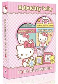 Hello Kitty - Hora de aprender-Box Com 6 Mini Livros