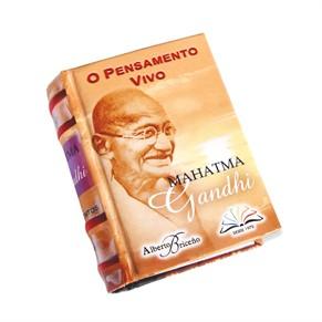 O Pensamento Vivo De Mahatma Gandhi