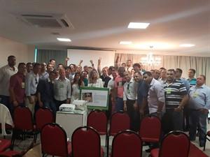 A equipe de vendas número 1 do Brasil