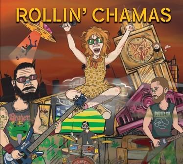 Rollin Chamas - Rollin Chamas 3