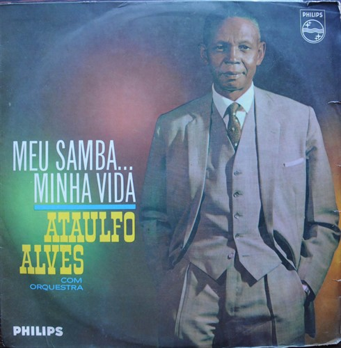 LP Ataulfo Alves – Meu Samba... Minha Vida (1962) (Vinil Usado)
