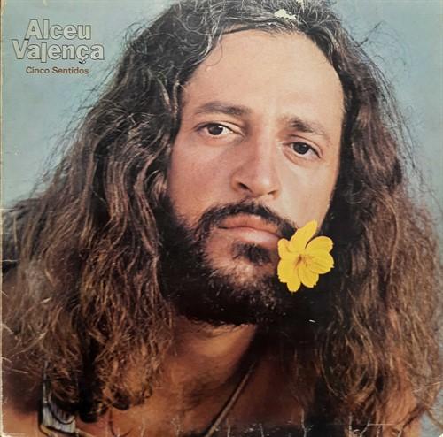 LP Alceu Valença – Cinco Sentidos (1981) (Vinil usado)