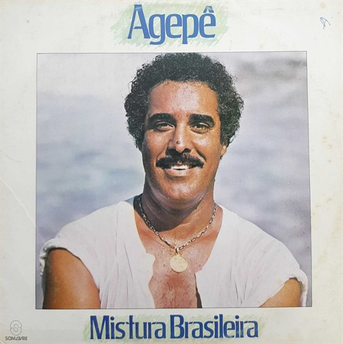 LP Agepê – Mistura Brasileira (1984) (Vinil usado)