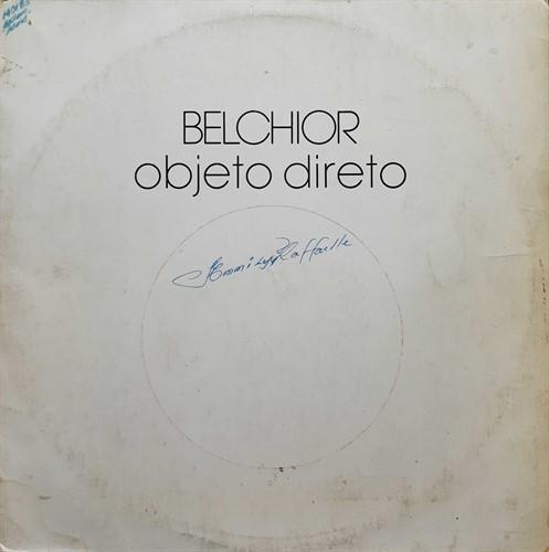 LP Belchior – Objeto Direto (1980) (Vinil usado)