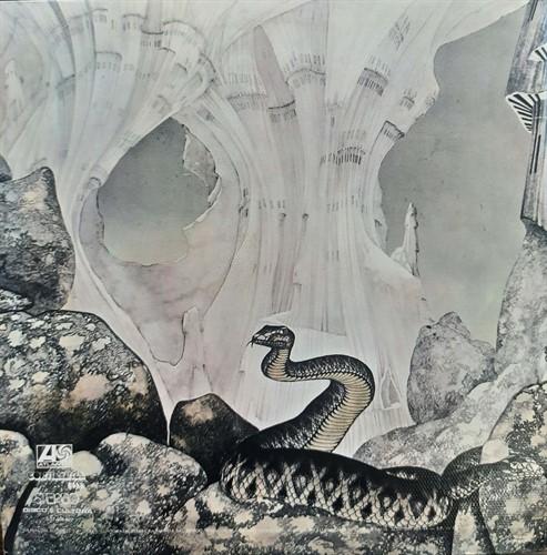 LP Yes - Relayer (1975) (Vinil usado)