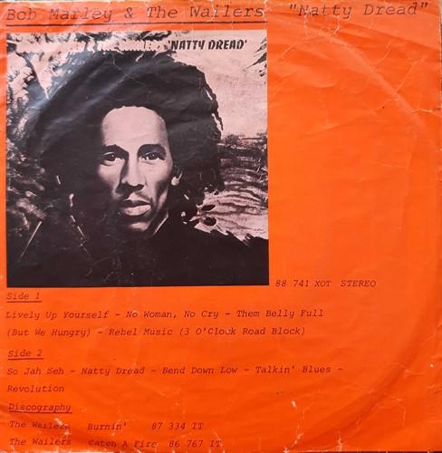 Compacto Bob Marley & The Wailers (Usado) - 1974