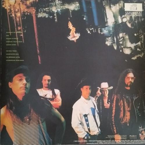 LP Faith No More - The Real Thing (1990) (Vinil usado)