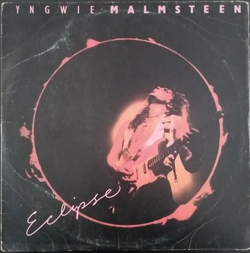 LP Yngwie Malmsteen - Eclipse (1990) (Vinil usado)