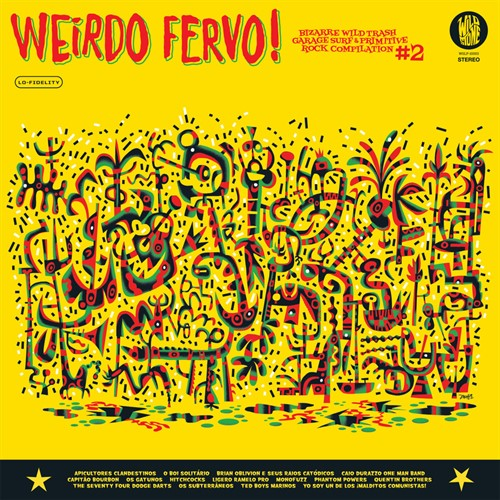 Weirdo Fervo! #2