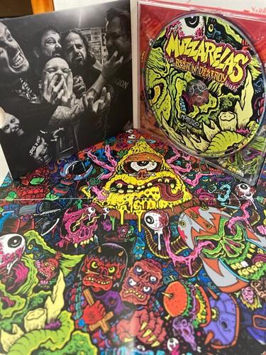 CD Muzzarelas - Beer and Destroy