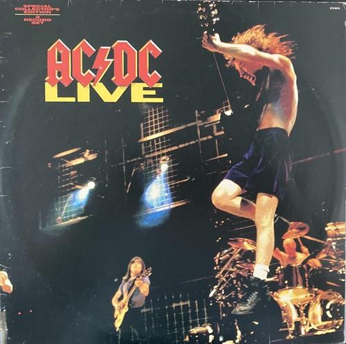 LP AC/DC – Live (1992) (Vinil usado)