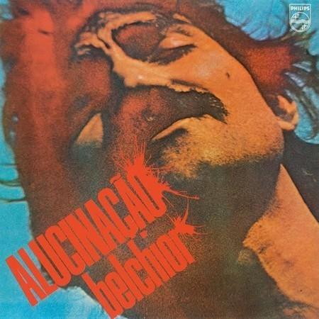 LP Belchior - Alucinação (reedição) - NOVO/LACRADO