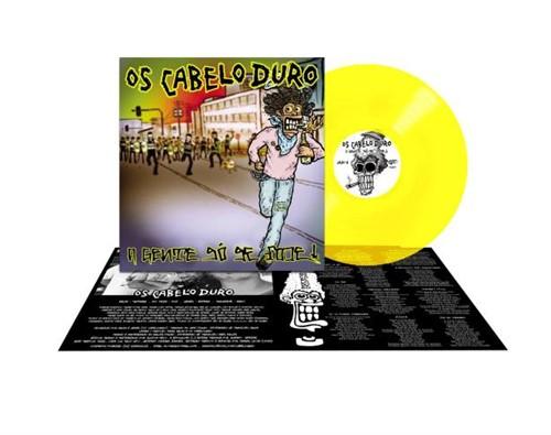 Os Cabeloduro - A Gente só se Fode! (LP)