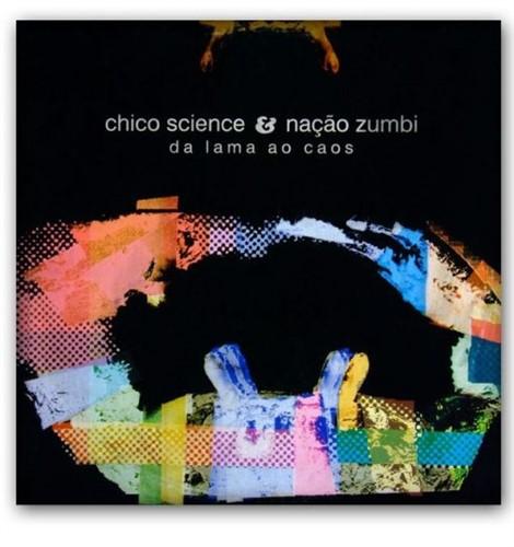 LP CHICO SCIENCE & NAÇÃO ZUMBI - DA LAMA AO CAOS