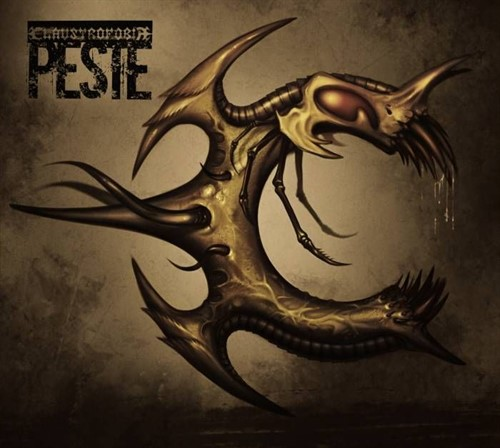 CD Claustrofobia - Peste