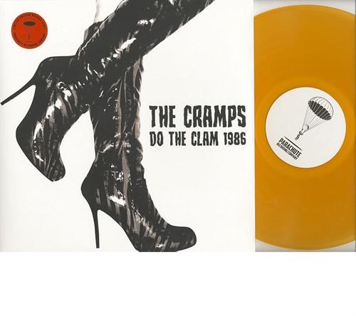 LP The Cramps - Do the Clam 1986 (Duplo/Importado/Lacrado)