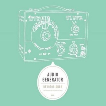 CD Devotos de NSA - Audio Generator