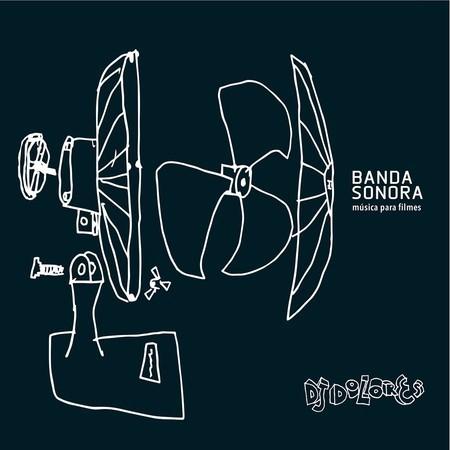 LP DJ DOLORES - BANDA SONORA (MÚSICA PARA FILMES)