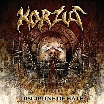 Korzus – Discipline Of Hate