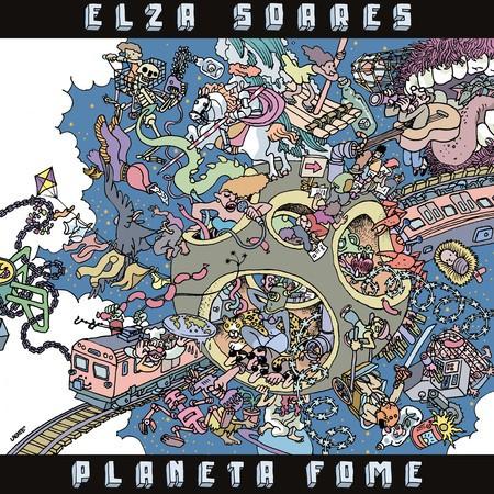 LP ELZA SOARES - PLANETA FOME (NOVO/LACRADO)