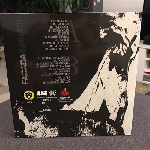 LP Facada - Indigesto