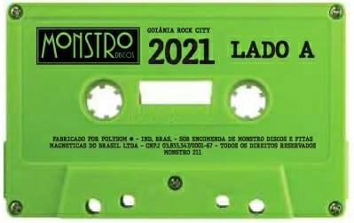 Fita K7 Goiânia Rock City 2021