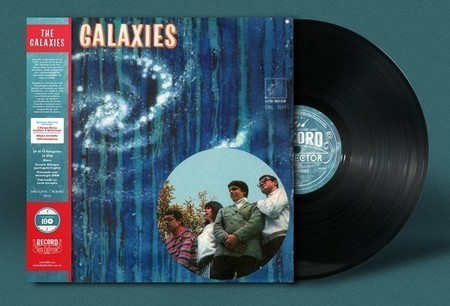 LP The Galaxies - 1968
