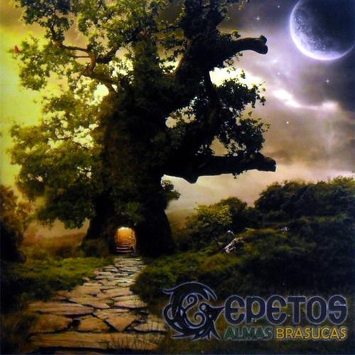 LP Gepetos Almas Brasucas - S/T (Novo/Lacrado)