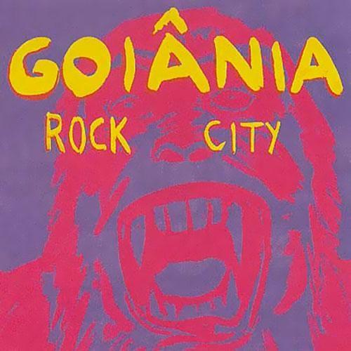Vários - Goiânia Rock City