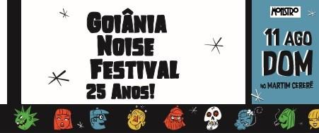 Ingresso Noise – DOMINGO, 11/8 (INTEIRA)