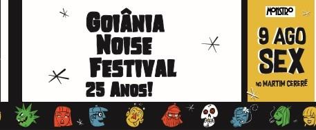 Ingresso Noise – SEXTA-FEIRA, 9/8 (INTEIRA)