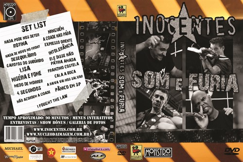 Inocentes - Som e Fúria
