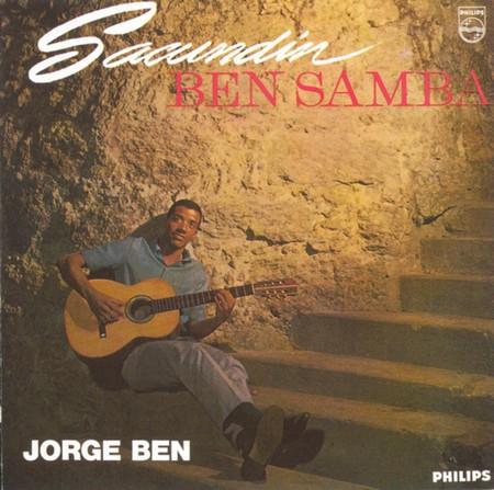 LP JORGE BEN - SACUDIN BEM SAMBA (1964)