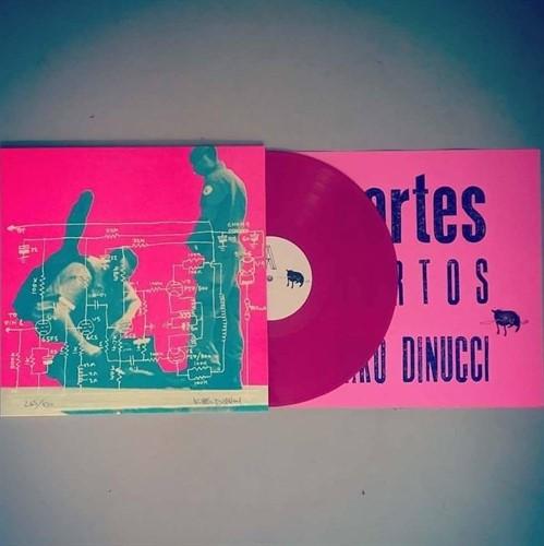 KIKO DINUCCI - CORTES CURTOS [LP]