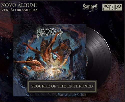 Krisiun - Scourge of The Enthroned (LP)