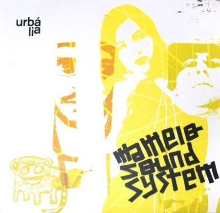 EP MAMELO SOUND SYSTEM - URBÁLIA (VINIL COLORIDO DUPLO 10