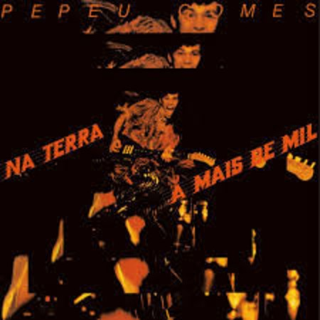 LP PEPEU GOMES - NA TERRA A MAIS DE MIL (NOVO/LACRADO)