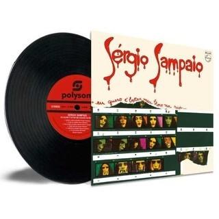 LP Sérgio Sampaio - Eu Quero é Botar Meu Bloco na Rua
