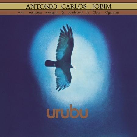 LP TOM JOBIM - URUBU (VINIL 180 GRAMAS) (NOVO/LACRADO)