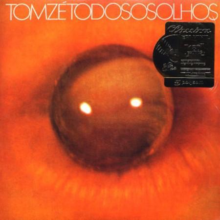 LP TOM ZÉ - TODOS OS OLHOS (NOVO/LACRADO)