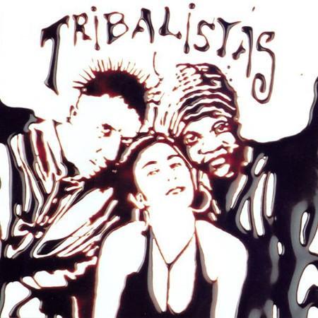 LP TRIBALISTAS - TRIBALISTAS (2002)